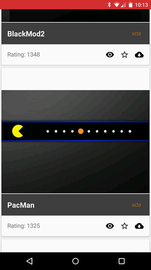 Theme Gallery for WidgetLocker - screenshot