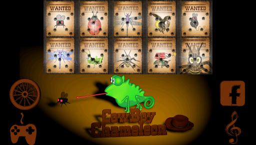 Cowboy Chameleon