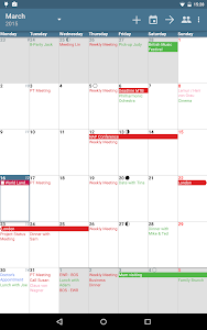 aCalendar+ Calendar & Tasks v1.3.0