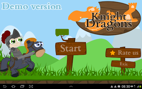 Knight and Dragons Demo