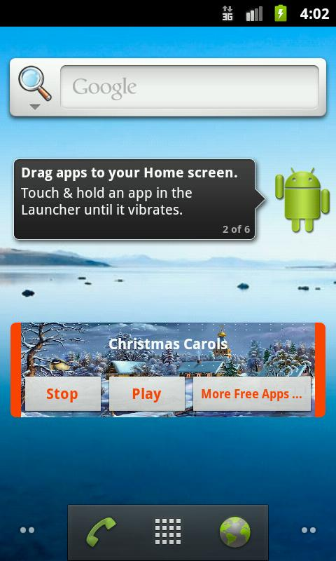 Christmas Carols- screenshot