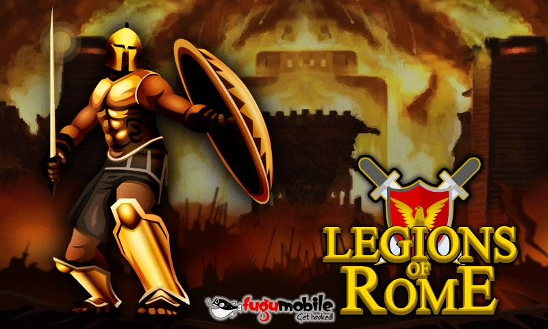 Legions Of Rome- screenshot