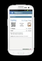 Screenshot of Flybussen