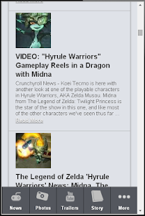 玩娛樂App|Hyrule Warriors FanApp免費|APP試玩