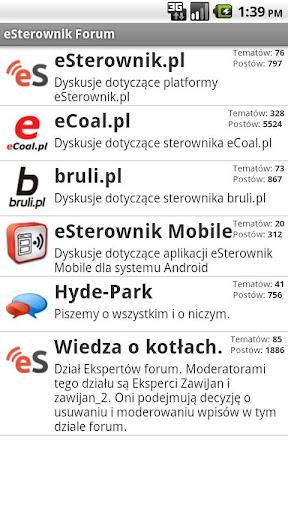 eSterownik Forum