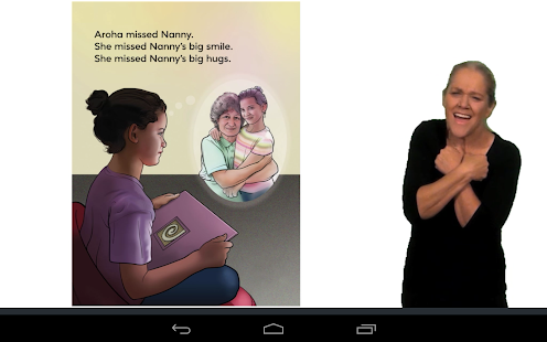 Talking to Nanny- screenshot thumbnail