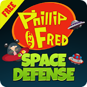 Phillip and Fred Space Defense