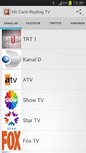 HD Canlı Reyting TV Yeni