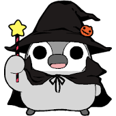 Pesoguin LWP Halloween Free
