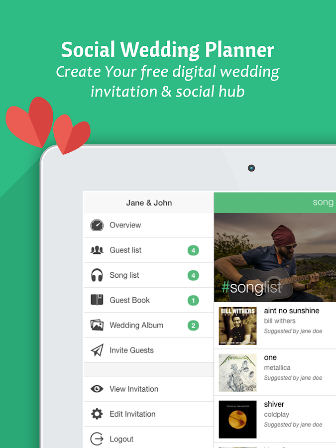 Wedding Invitations - Wedivite- screenshot