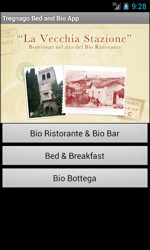 Tregnago Bed and Bio