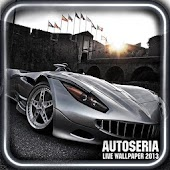 Maserati Games live wallpaper