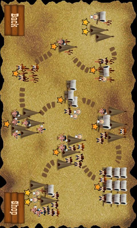 Wild West Sheriff- screenshot