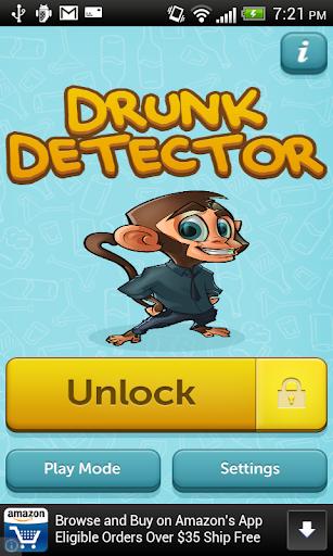 Drunk Man Detector-Block Calls
