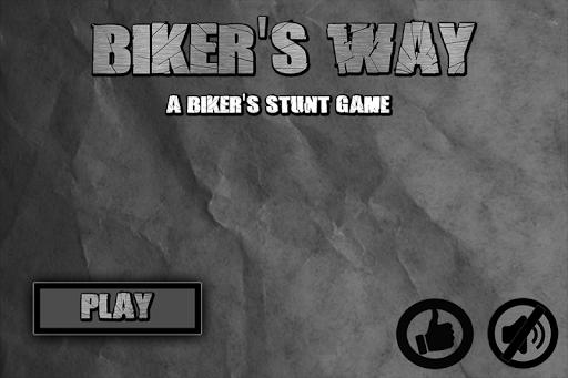 Biker's Way Pro