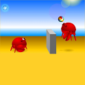 Volleyball Crab icon