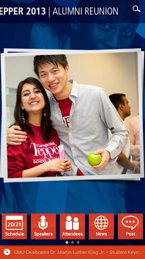【免費教育App】Tepper Alumni-APP點子