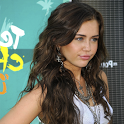 Miley Cyrus Hannah Montana icon