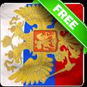 Russia flag free livewallpaper logo