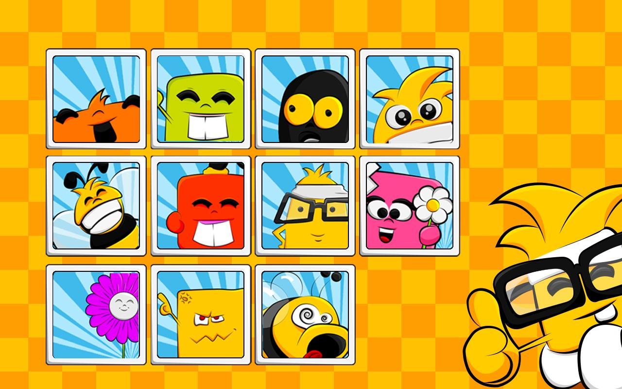 123 Kids Memory Game - Numbees- screenshot