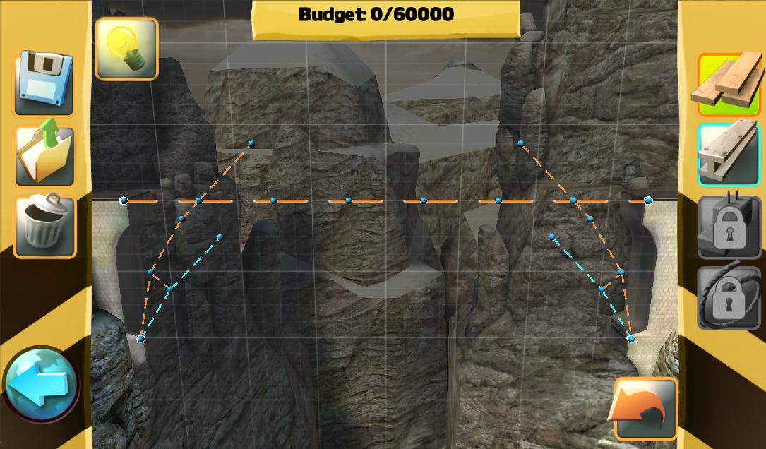 Bridge Constructor screenshot #4