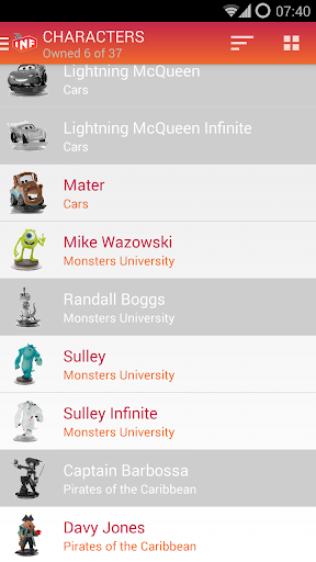 【免費書籍App】My Disney Infinity Collection-APP點子