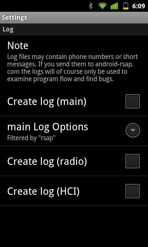 Bluetooth SIM Access (Trial)- screenshot