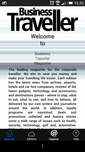 Business Traveller Magazine