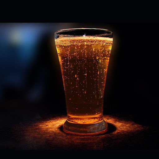 Real Beer HD live wallpaper