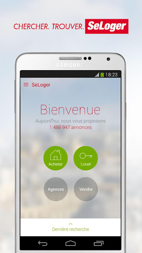 SeLoger - location immobilier