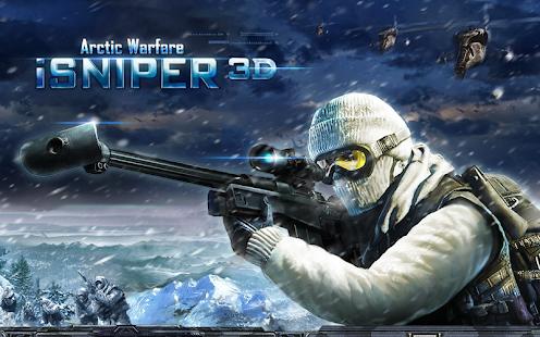 iSniper 3D Arctic Warfare - screenshot thumbnail