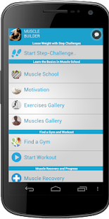 Muscle Builder - screenshot thumbnail