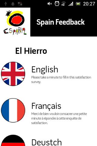 SpainFeedback el hierro
