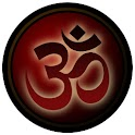 Buddhism Om Mani Padme Hung logo