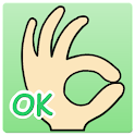 Total judgment checklist icon