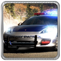 Hot Pursuit Racing Car 3D icon