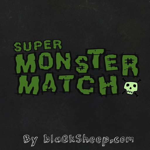 Super Monster Match LOGO-APP點子