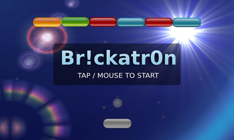 Brickatron Arkanoid #1GAM - screenshot