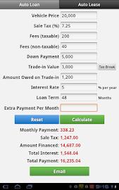 Financial Calculators Screenshot 30