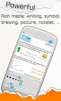 Screenshot of Handy Note Pro