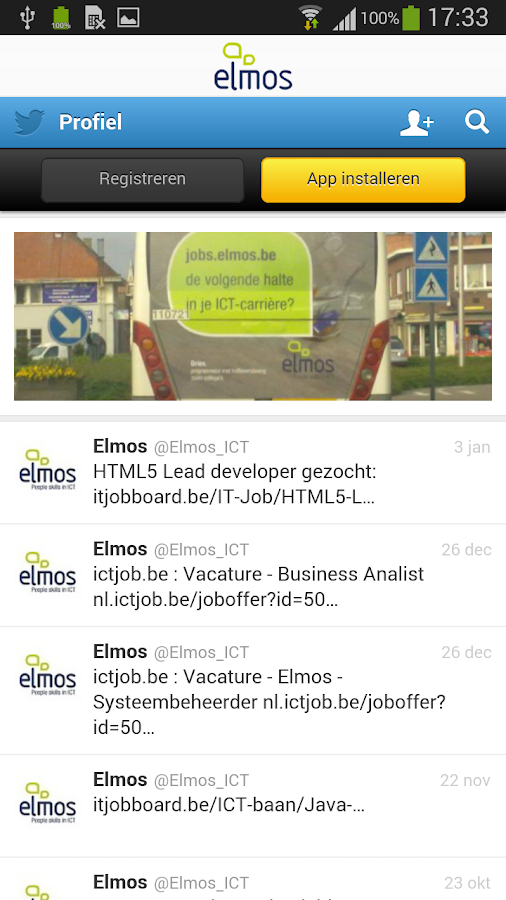 Elmos - screenshot