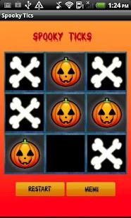 Spooky Tics