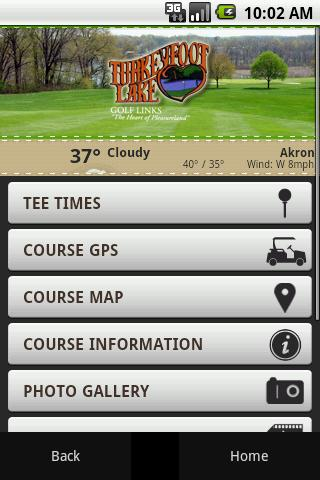 Turkeyfoot Lake Golf Links