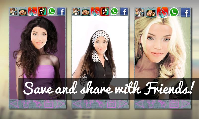 Terrific Hairstyles Star Look Salon Android Apps On Google Play Short Hairstyles Gunalazisus