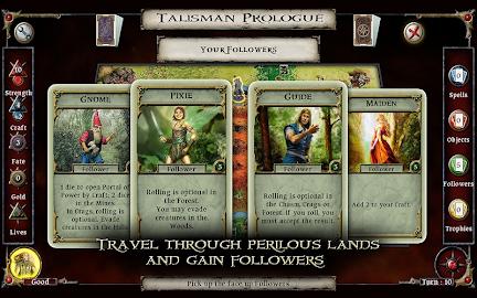 Talisman Prologue Screenshot 21
