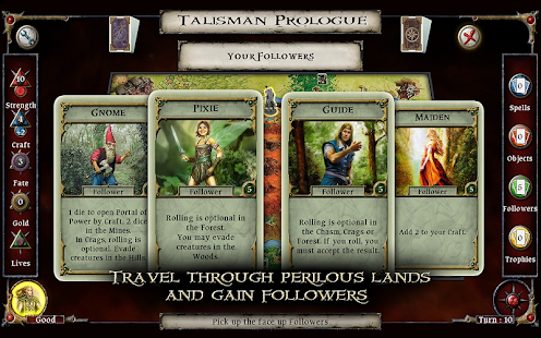 Talisman: Prologue Screenshot 21