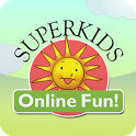 Superkids Online Fun icon