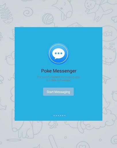 Poke Messenger