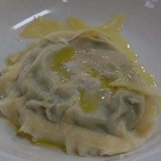 Spinach and Ricotta Ravioli Recipe