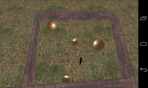 3D躲避球